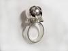 Ring i silver ( Globen )